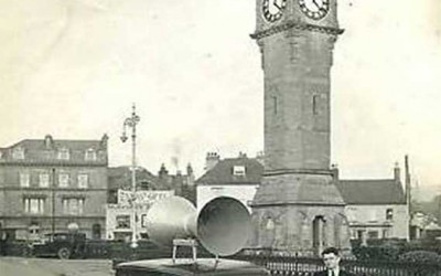 Albert Clock / Barnstaple Square