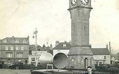 Albert Clock / Barnstaple Square
