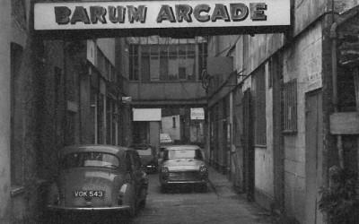 Barum Arcade