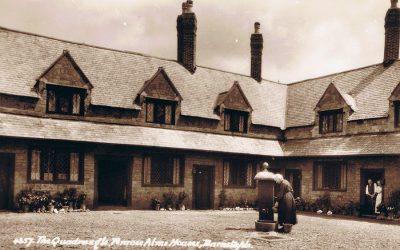 Penrose Almshouses