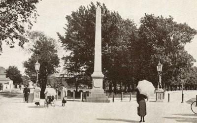 Rock Park – Obelisk