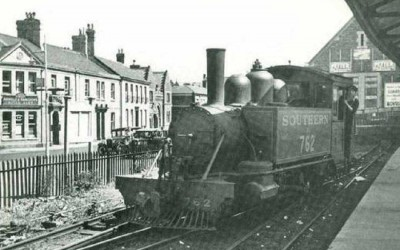 Old Barnstaple Town Station