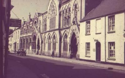 Boutport Street Methodist Church | Norah Bellot Court