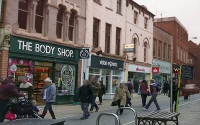 High Street | The Body Shop