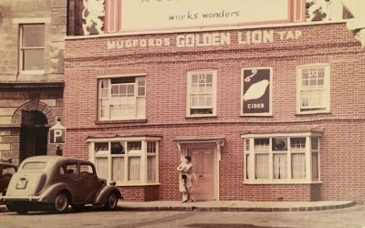 Mugfords – Golden Lion Tap