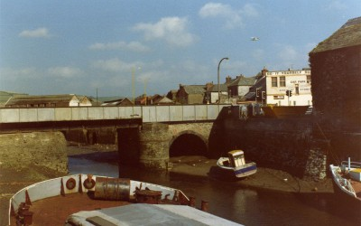 Rolle Quay Bridge