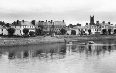 Imperial Hotel | Taw Vale from Barnstaple Long Bridge