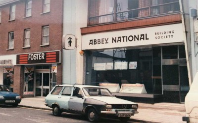 High Street | Abbey National | Green Lanes