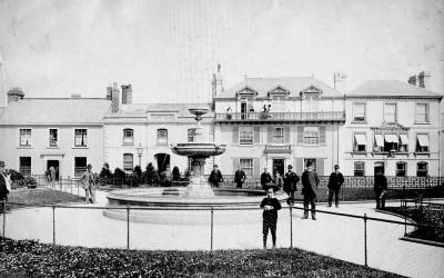Fountain | Barnstaple Square