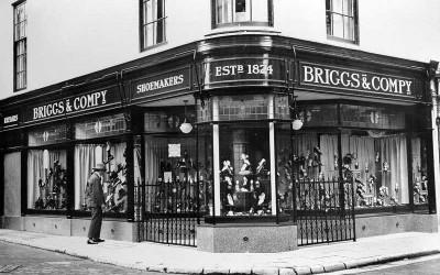 Briggs Shoemakers | Just Trio