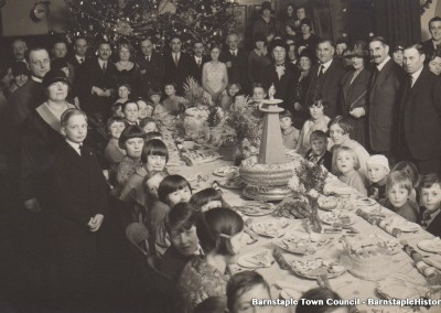 1929-1981 Town Council Album, Image #46 - Workhouse Christmas Tea