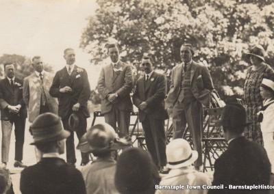 1929-1981 Town Council Album, Image #60 - Conservative Club Fete