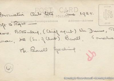 1929-1981 Town Council Album, Image #60-conservative-club-fete-back