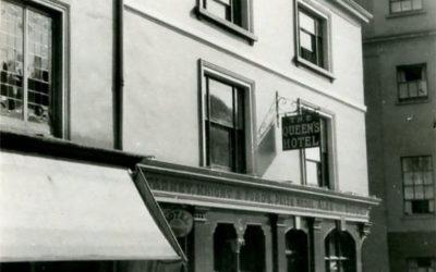 The Queen's Hotel – 60 Boutport Street