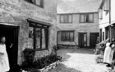 Horwood Alms Houses
