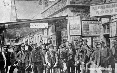 Barnstaple Train Station – Then & Now