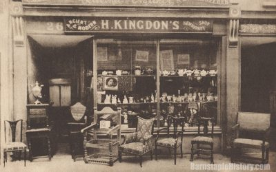 26 Litchdon Street – Kingdon's Ancient & Modern Kewriosity Shop