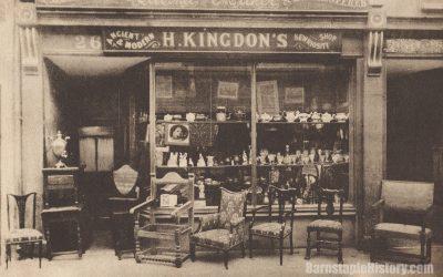 26 Litchdon Street – Kingdon's Ancient & Modern Kewriosity Shop