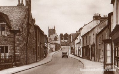 Pilton Street #2 – Barnstaple Then & Now