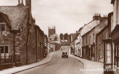 Pilton Street #2 – Barnstaple Then & Now