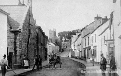 Pilton Street #1 – Barnstaple Then & Now