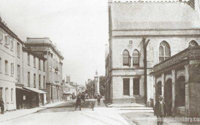 Barnstaple Strand – Then & Now