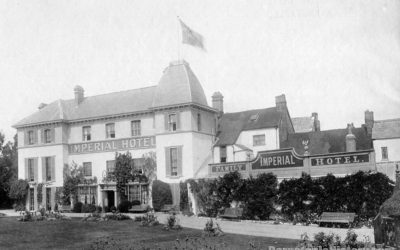 The Imperial Hotel – Barnstaple Then & Now