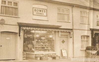 4 Queen Street – Barnstaple Then & Now