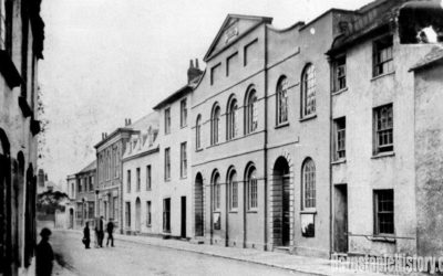 Boutport Street c1868 – Barnstaple Then & Now
