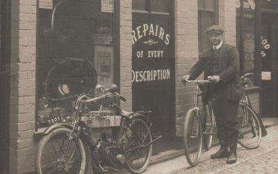8 Market Street – Barnstaple Then & Now