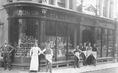 Barnstaple High Street – Then & Now