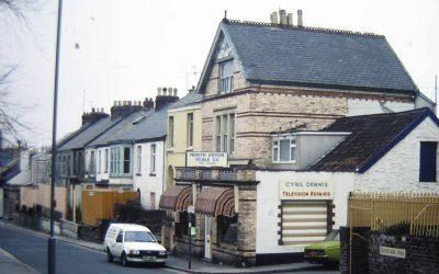 Bear Street / Ebberly Terrace – Barnstaple Then & Now