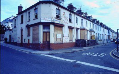 Bear Street – Alexandra Road – Barnstaple Then & Now