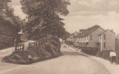 Sticklepath Hill – Barnstaple Then & Now
