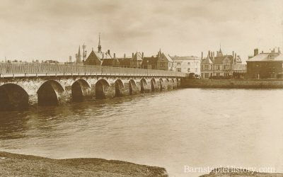 River Taw – Longbridge – Barnstaple Museum
